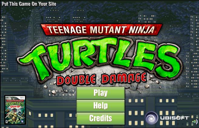 черепашки ниндзя 2 игры онлайн бесплатно